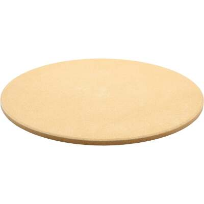 GrillPro 13 In. Ceramic Composite Pizza Stone
