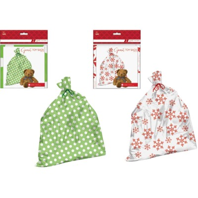 Paper Images Giant Plastic Toy/Gift Sack