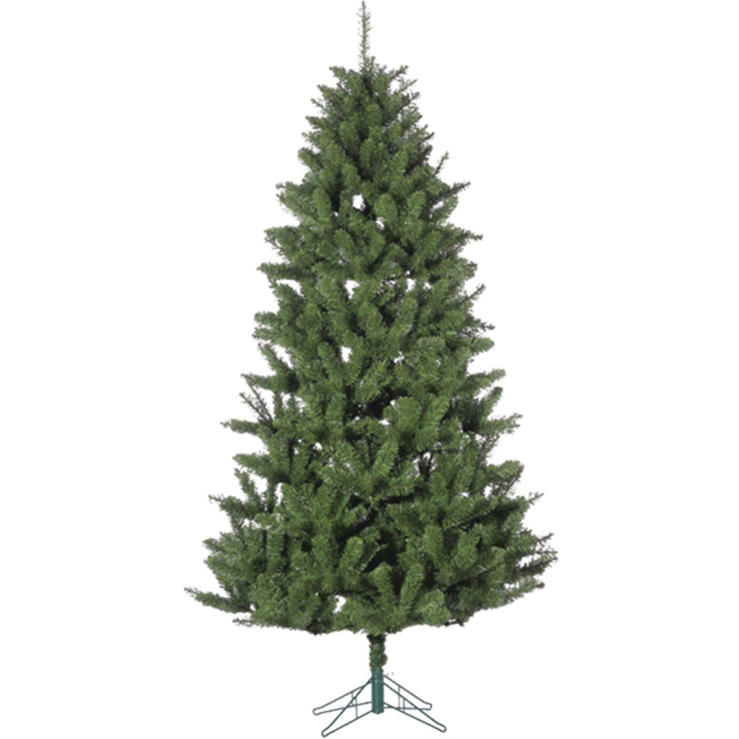 Sterling 6.5 Ft. Columbia Pine Unlit Artificial Christmas Tree Image 1