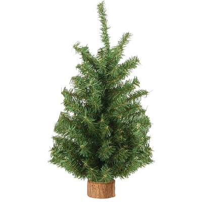 Sterling 15 In. Canadian Pine Unlit Artificial Christmas Tree