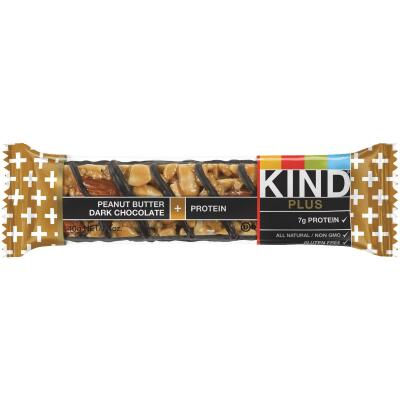 Kind Peanut Butter Dark Chocolate 1.4 Oz. Nutrition Bar