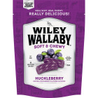 Wiley Wallaby Huckleberry Liquorice 10 Oz. Candy Image 1